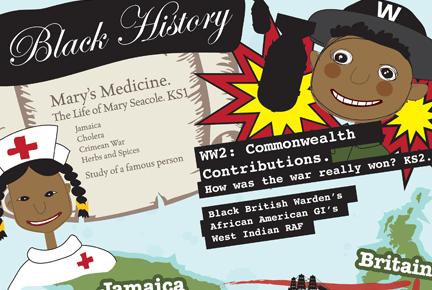 Black History Month Workshop