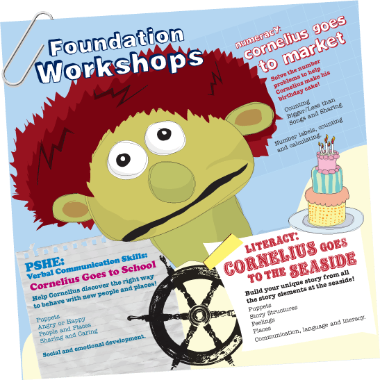 Foundation Primary School Workshops